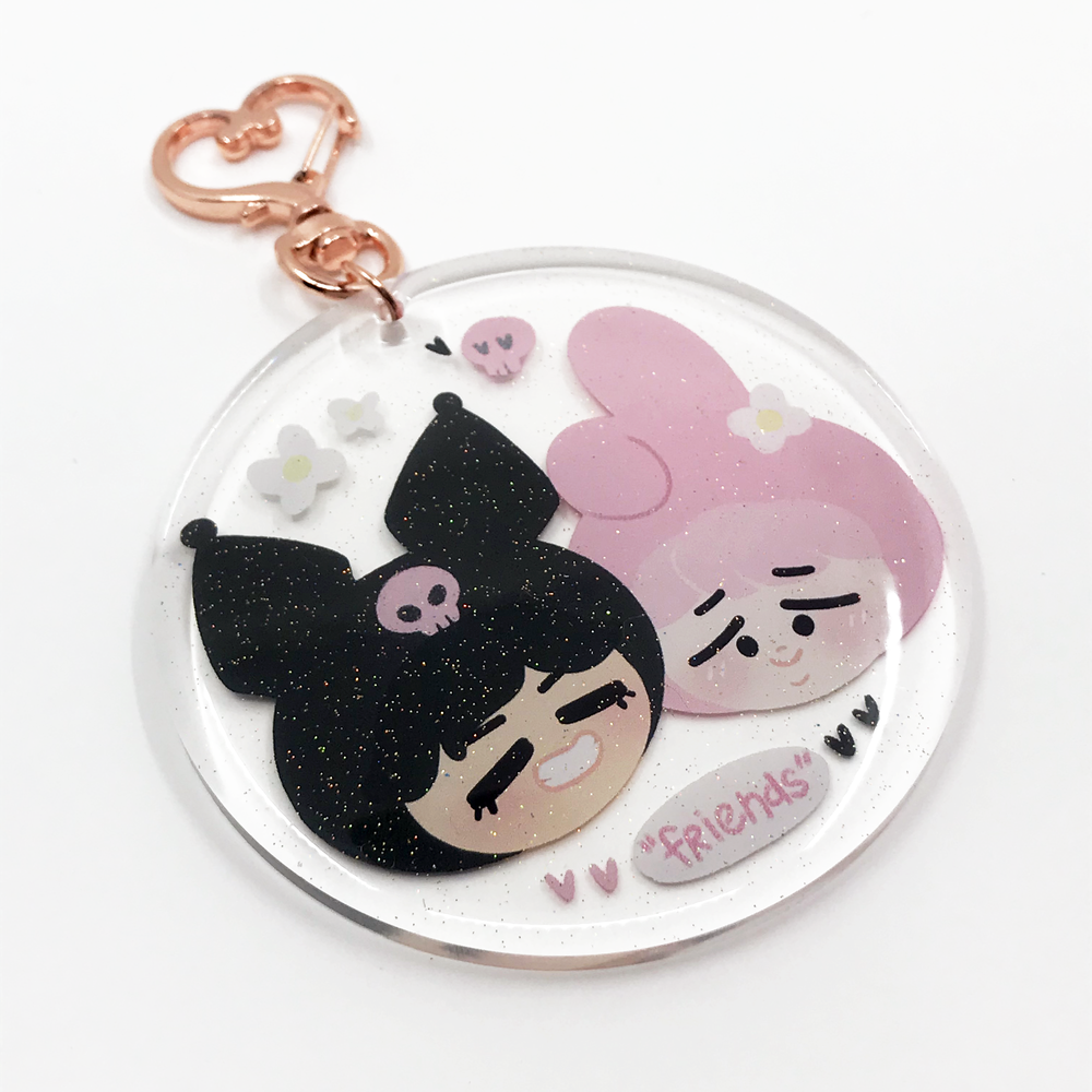 Image of [royalchatea] 95z Friends/Soulmates Charm