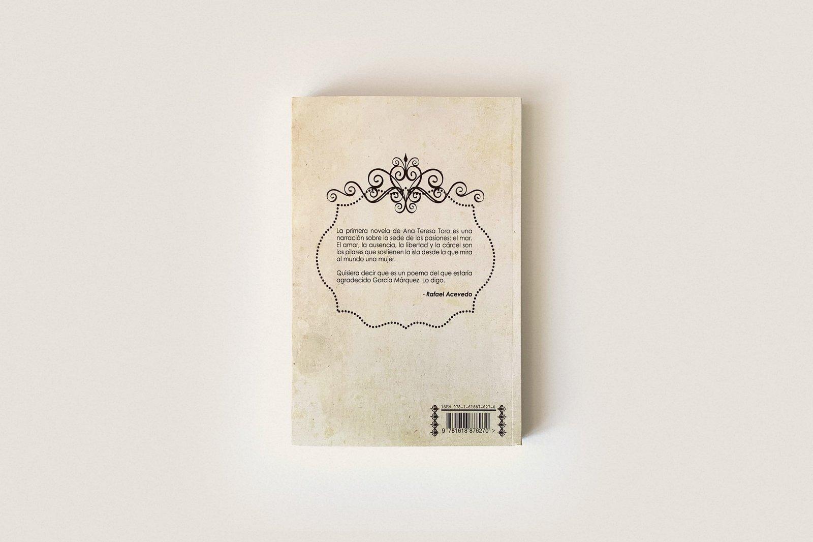 Libro: Cartas al agua — Ana Teresa Toro