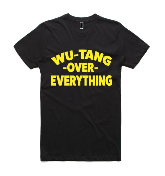 Image of WU Tang over Everything