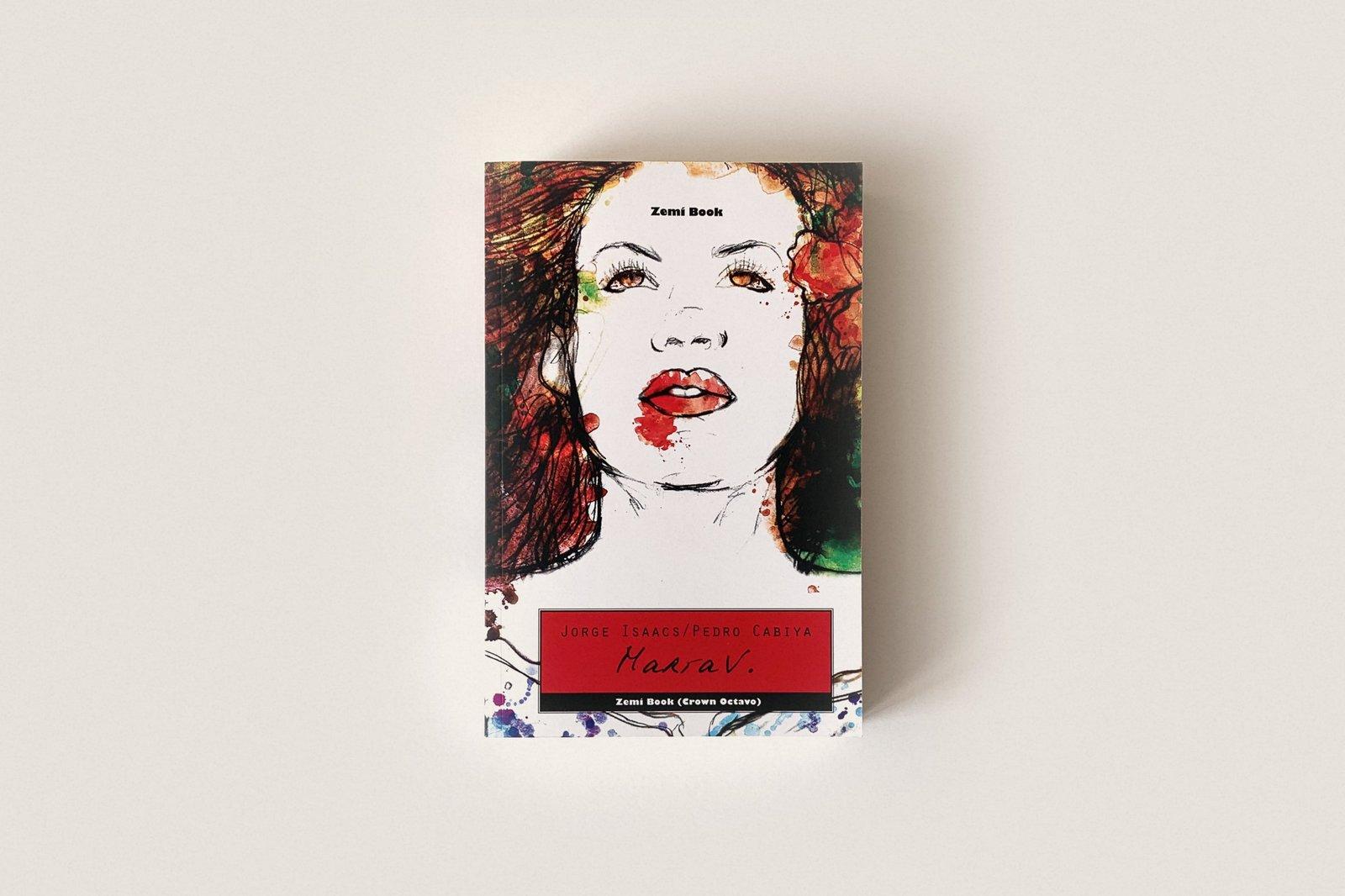 Libro: María V. — Jorge Isaacs y Pedro Cabiya