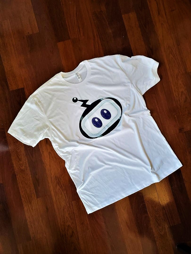Image of Inzzo's Shed Concord Logo Tee (WHITE)