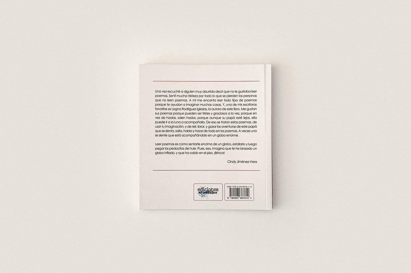 Libro: Todo sobre papá — Legna Rodríguez Iglesias