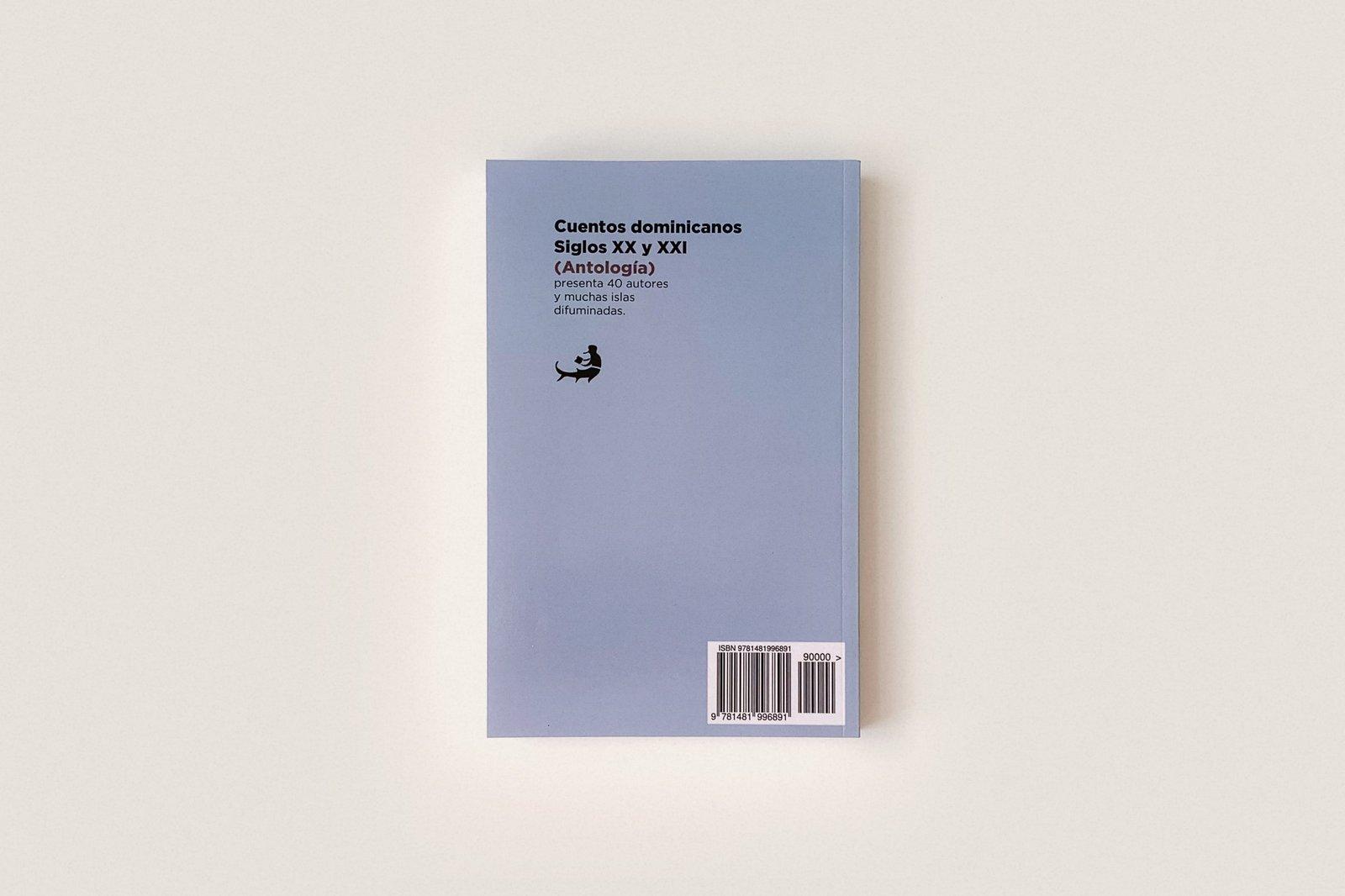 Libro: Cuentos Dominicanos: Siglos XX y XXI — Antología