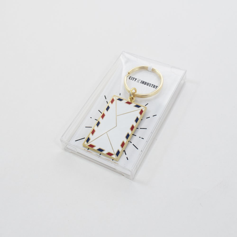 Image of Airmail Keychain