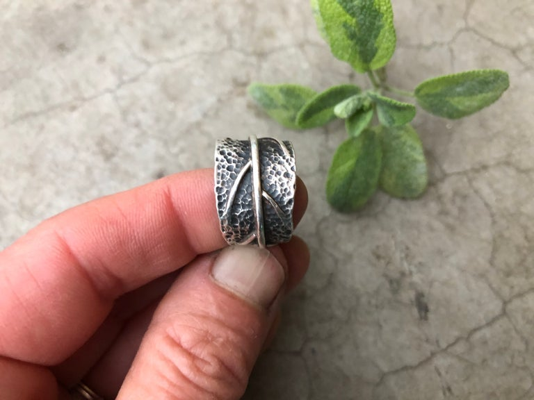 Image of Culinary Sage ring, size 8.5/9