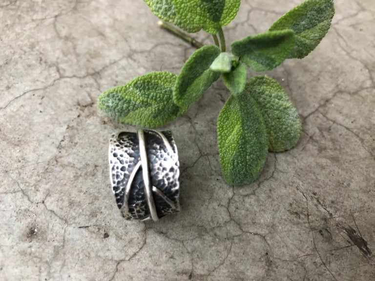 Image of Culinary Sage ring, size 6/7