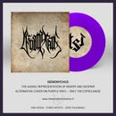 """Image 1 of Deinonychus """"The Audial Representation of Misery and Despair"""" 7"""" (ALT)"""