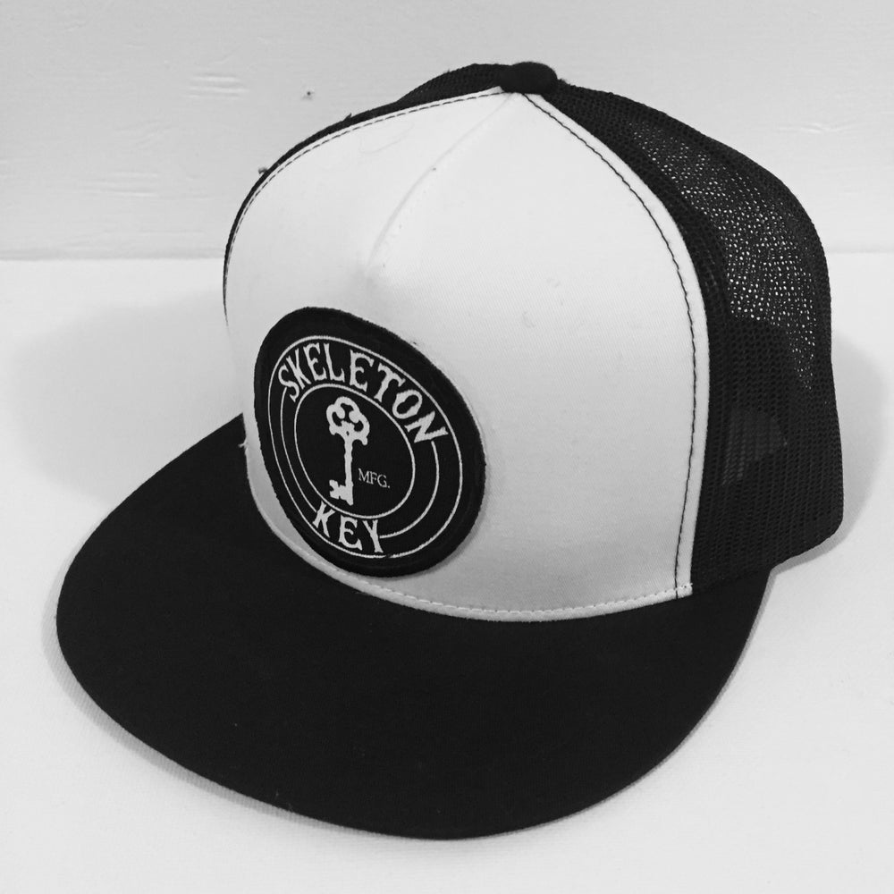 Image of Skeleton Key Trucker Hat