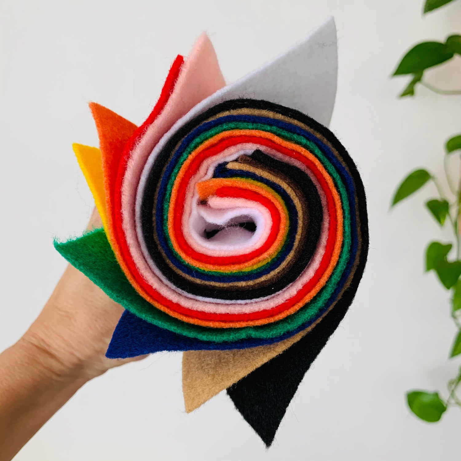 Image of Felt Bundle