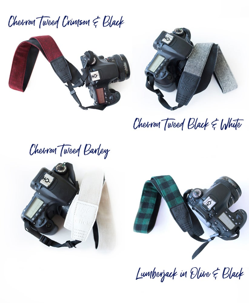 Image of Traditional Camera Straps