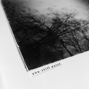 Image of you still exist