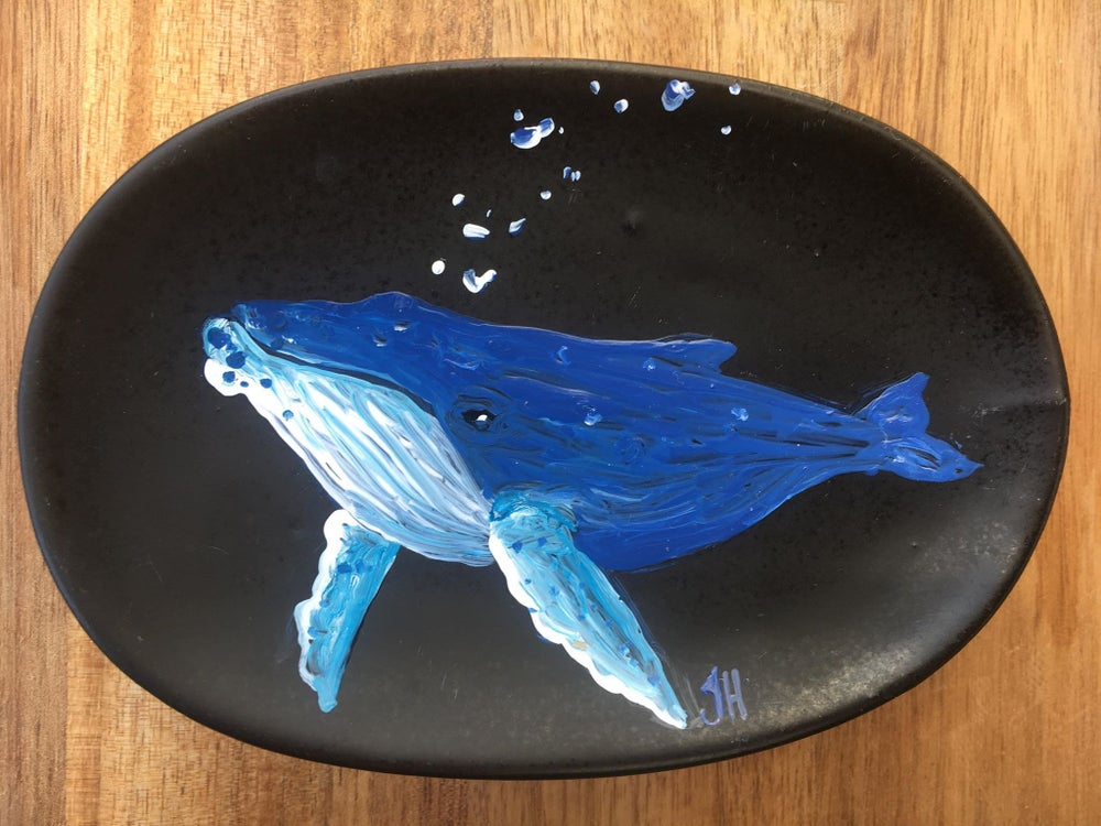 Humpback Whale Soap Dishes