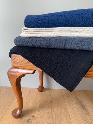 Image of Alpaca / Merino Blanket