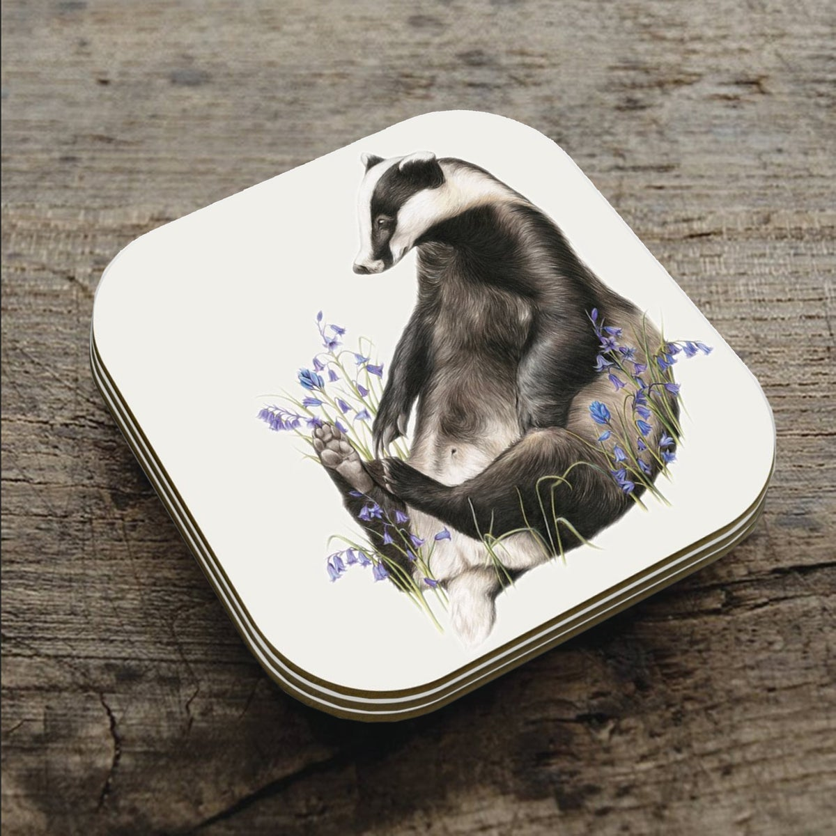 Image of 'Bella Bluebell' Coaster