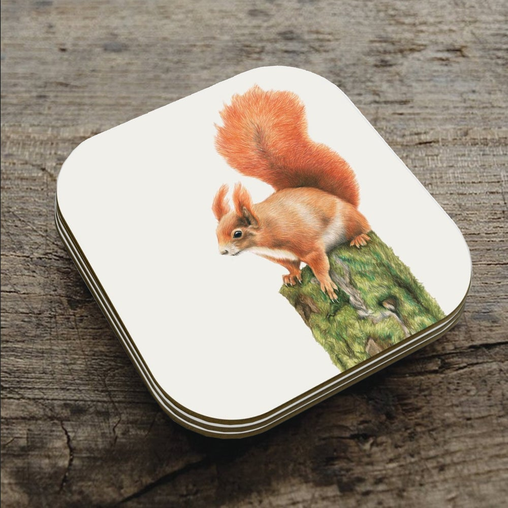 Image of 'Nutcracker' Coaster