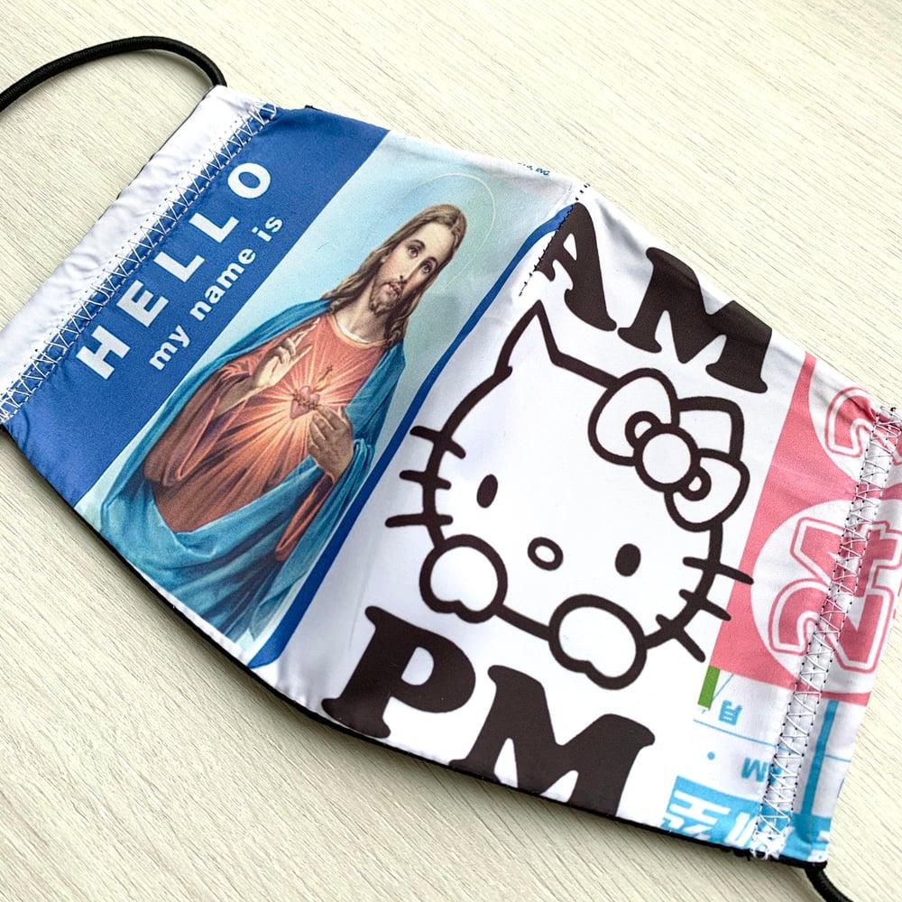 Image of AMPM x Hello Covid19 mask ( 20% off discount  )