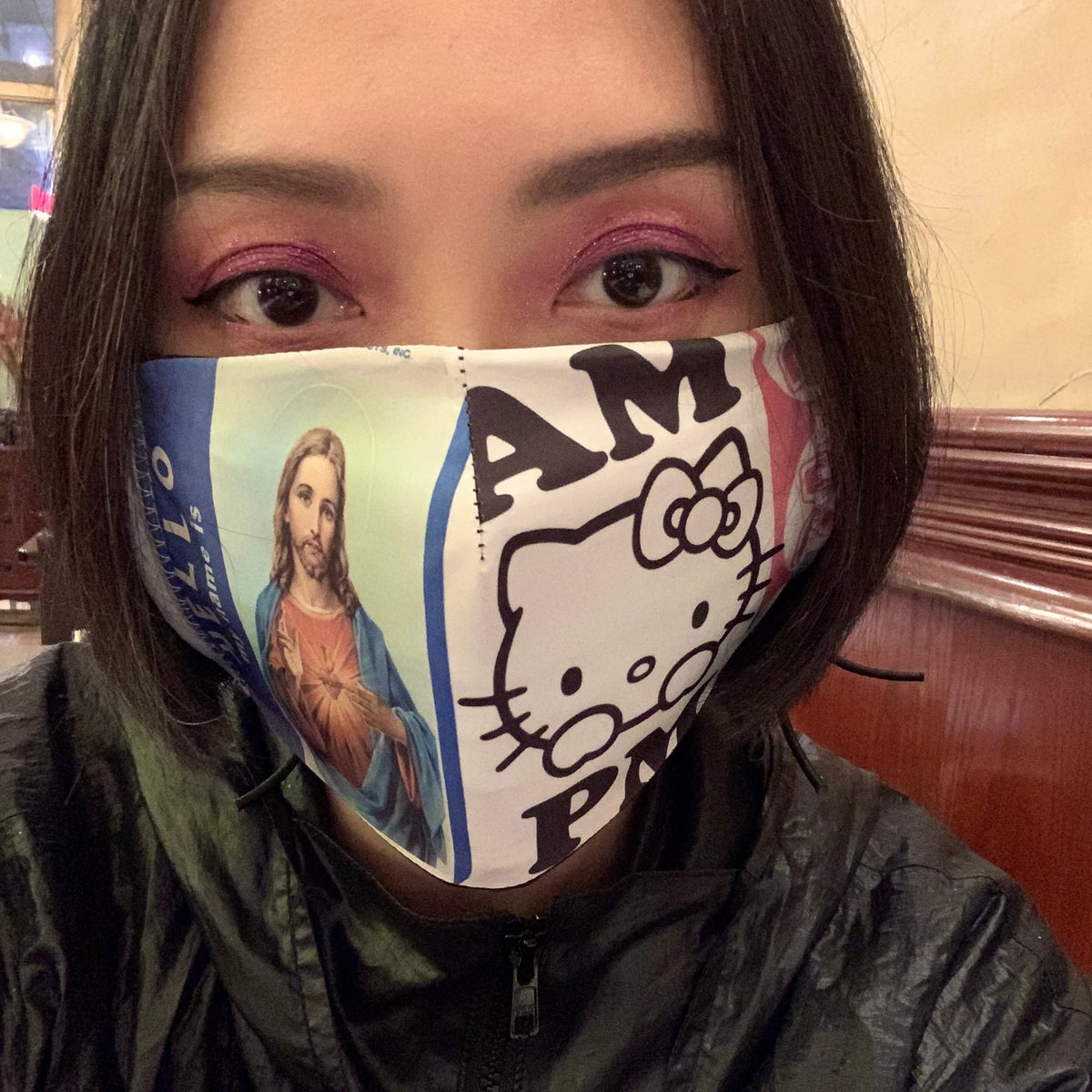 Image of AMPM x Hello Covid19 mask ( 20% off discount  )