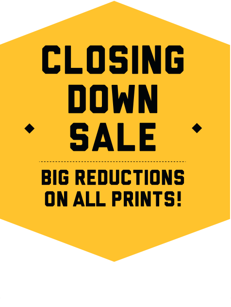 Image of CLOSING DOWN SALE!