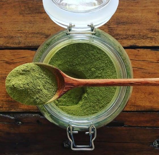 Image of African Neem leaf powder
