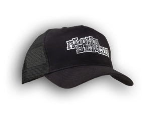 Image of Trucker Mesh Cap (black)