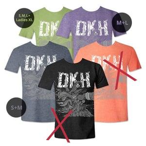 Image of Vulgar Display of Hooves T-Shirt