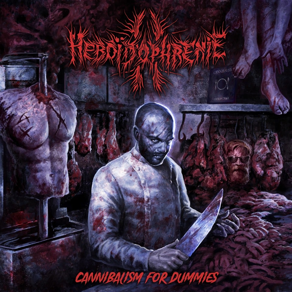 Image of Cannibalism For Dummies DIGIPACK