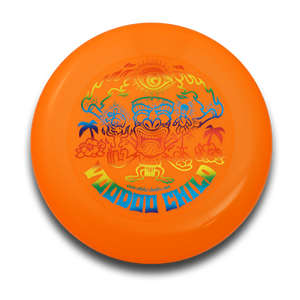 Image of Freestyle Frisbee - Voodoo Child (orange)