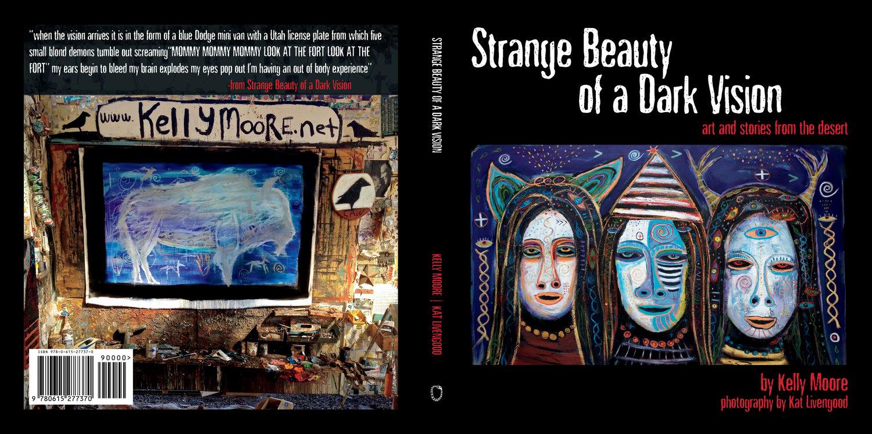 Image of Strange Beauty of a Dark Vision