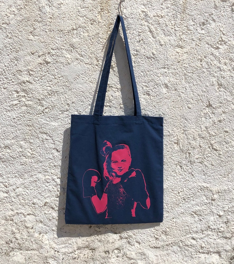 Image of Totebag Fight like a girl