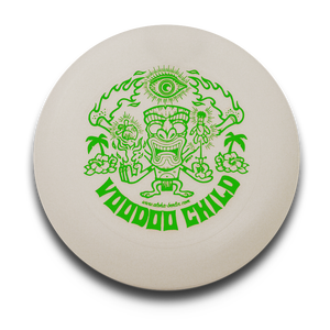 Image of Ultimate Frisbee - Voodoo Child (glow in the dark)