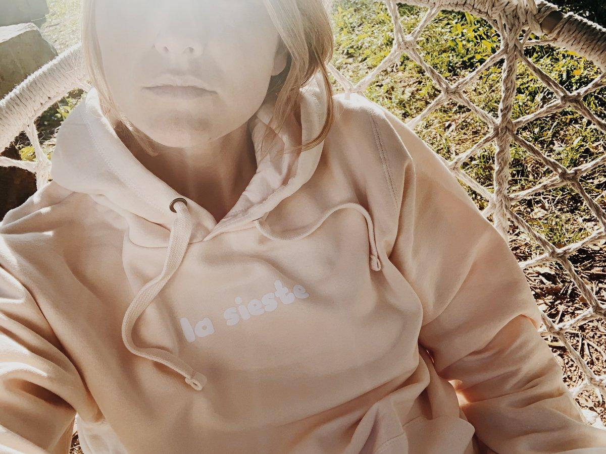 Image of Sweat Rose Poudre La Sieste