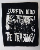 Image of T-Shirt : The Trashmen : Surfin Bird.   M. L. XL. XXL.