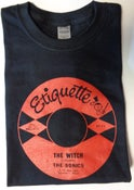 Image of T-Shirt.  The Sonics : The Witch.  M. L. XL. XXL.