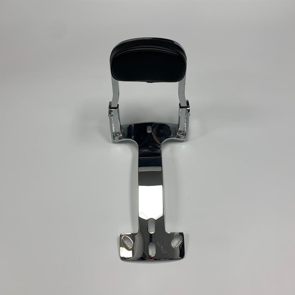 Image of Low Rise Fender Mount Backrest (for HD models)