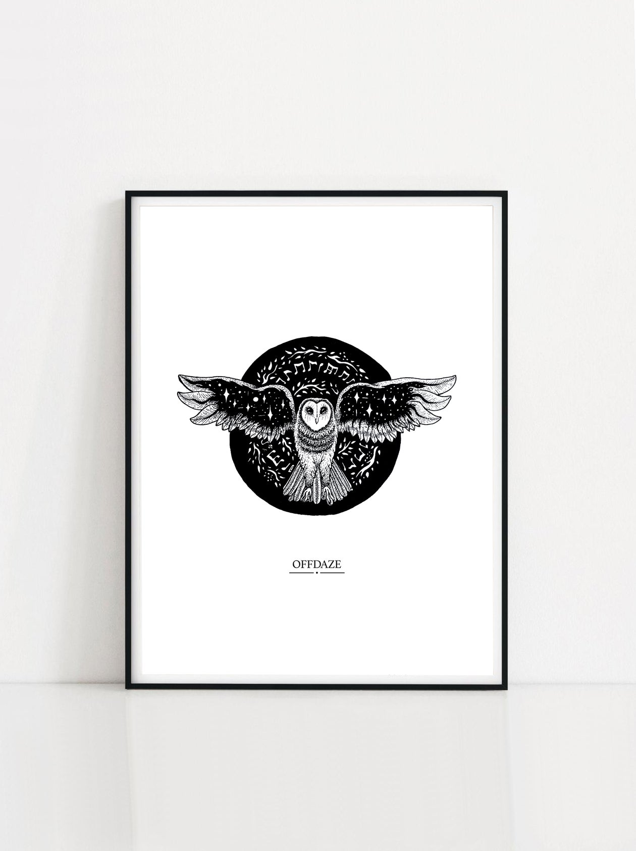 Image of Owl Song (A5/RISO)