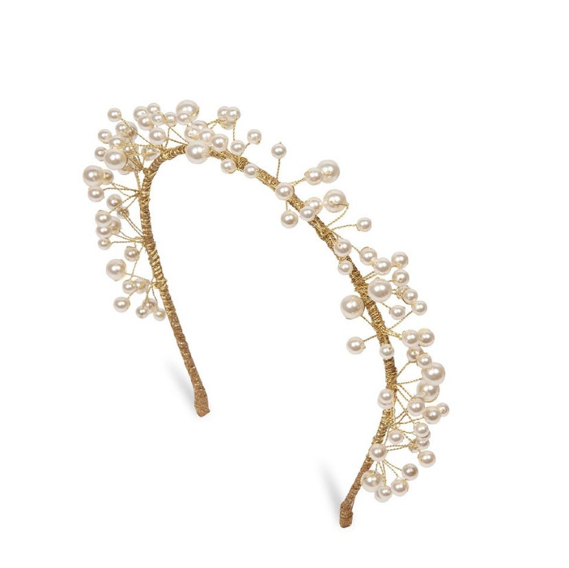 Image of Jennifer Behr Primavera Headband