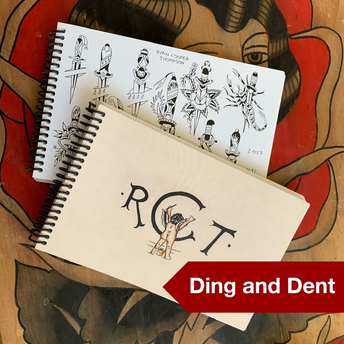 Image of Discounted Ding and Dent RCT Travel Size Flash Book.