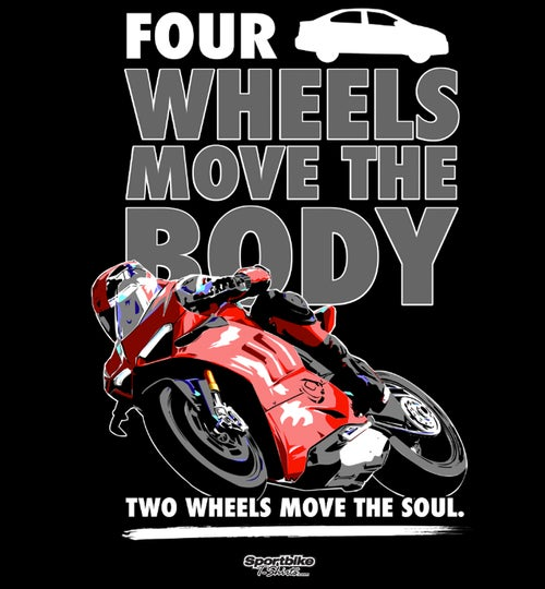 Image of Moves The Soul - T-Shirt