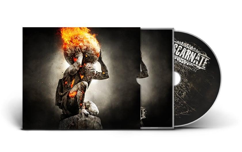 Image of Enduring The Massacre | Slipcase CD