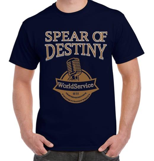SPEAR OF DESTINY 'Worldservice@35' Pre-Order Tour T-Shirt