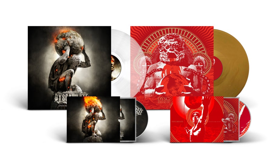 Image of Enduring The Massacre // And So It Came To Pass | Vinyl & CD Bundle