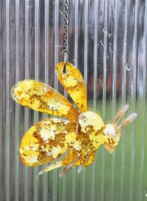 Image of Inky Bee #1