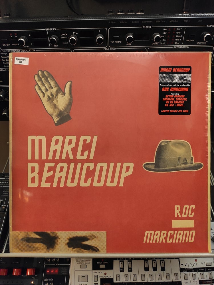 Image of Roc Marciano – Marci Beaucoup