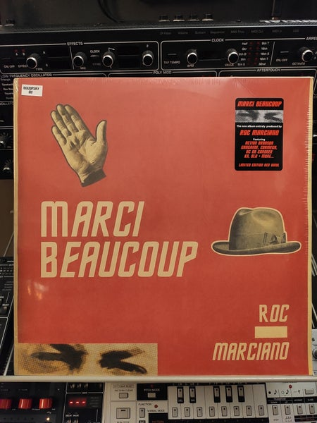 Image of Roc Marciano ‎– Marci Beaucoup
