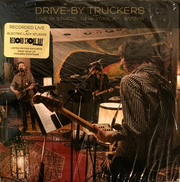 Image of Drive-by Truckers - Live in Studio