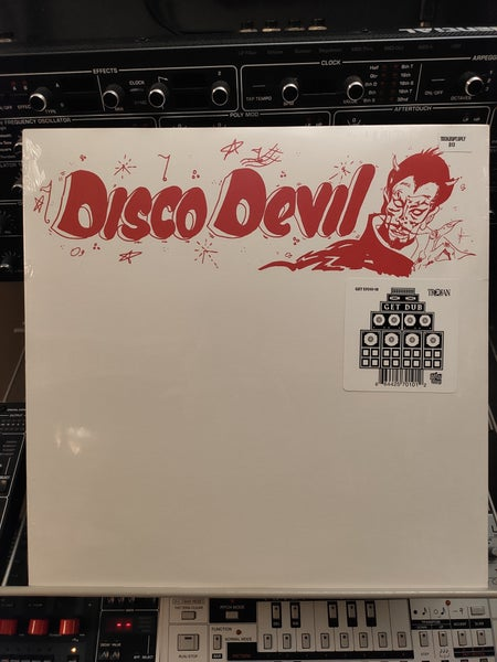 Image of Lee Perry And The Full Experiences ‎– Disco Devil