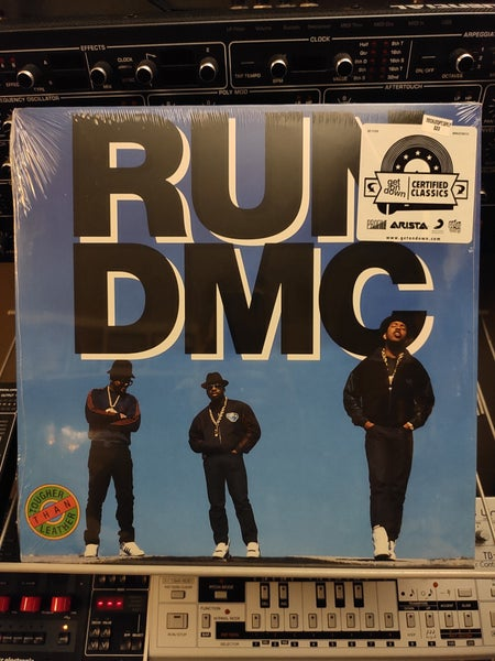 Image of  Run DMC ‎– Tougher Than Leather