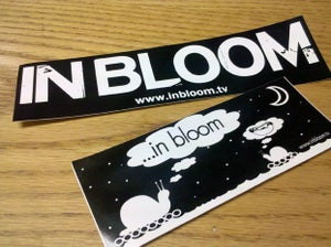 Image of In Bloom Stickers