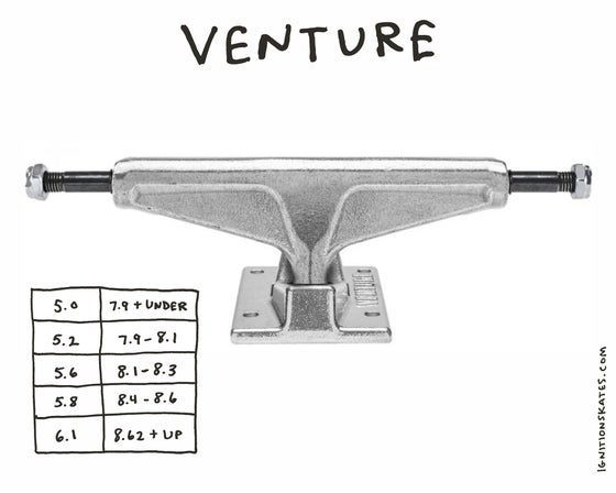 Image of VENTURE TRUCKS