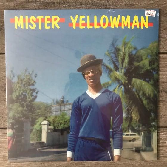 Image of Yellowman - Mister Yellowman Vinyl LP